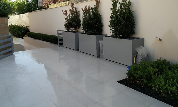 Proyectos de Jardinería en Madrid