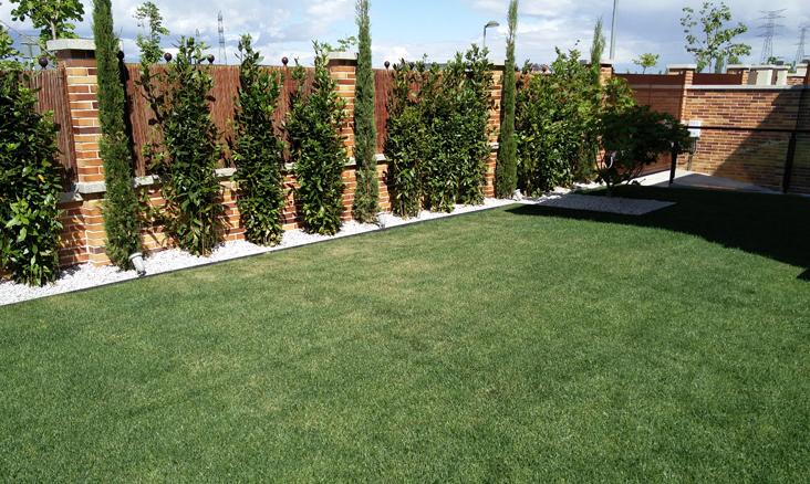 Dise o de jard n en majadahonda jardiner a en madrid - Diseno jardines madrid ...
