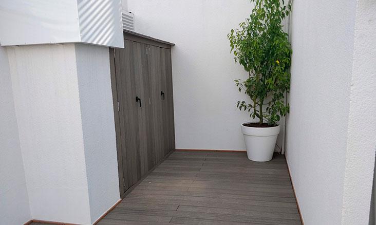 Proyectos de jardinería y decoración en áticos