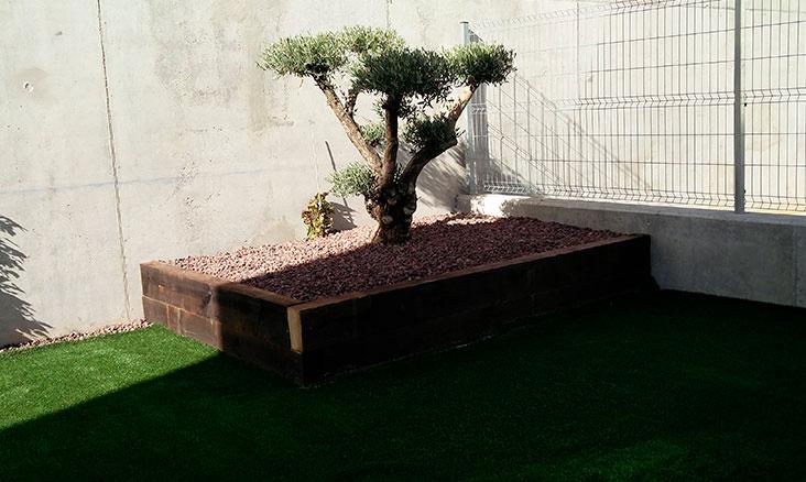 Proyectos de jardinería en viviendas unifamiliares