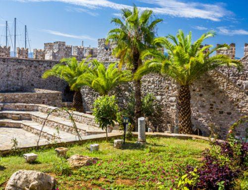 El jardín en la Edad Media
