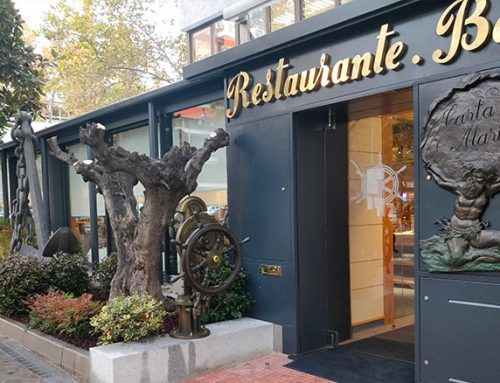 Diseño y Ajardinado de Restaurante en Madrid