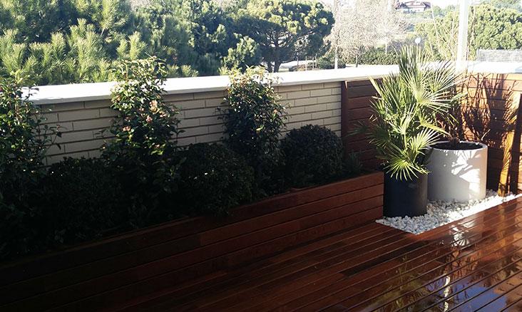 Decoración De Terrazas Y áticos Diseñados Y Realizados Por