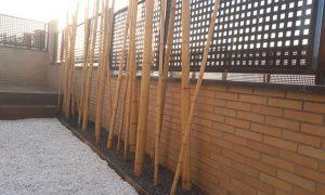 jardineria en chalets