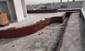 Diseño de jardines en aticos y terrazas