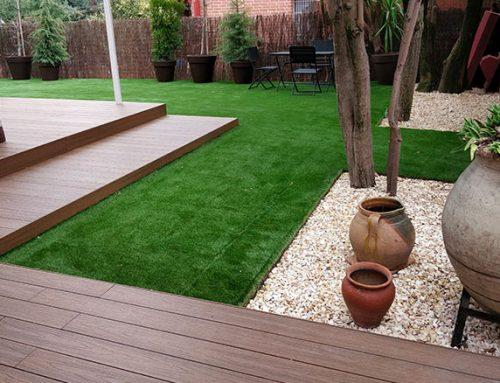 Diseño de Jardin Adosado en el Capricho