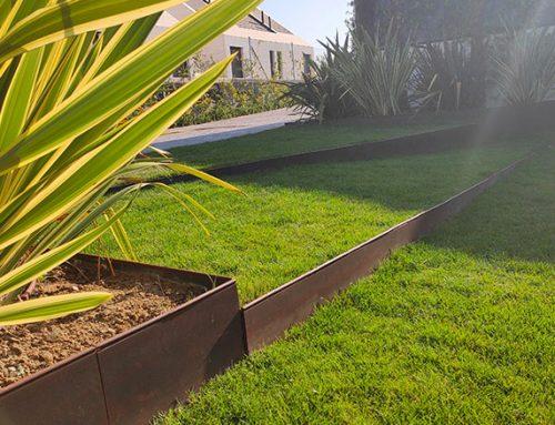 Diseño de jardín comunitario en urbanización de adosados en Boadilla del Monte