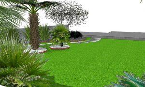 jardineria y paisajismo en chalets